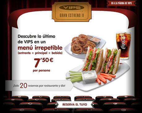 Restaurantes_vips_promocion_gran_estreno_menu