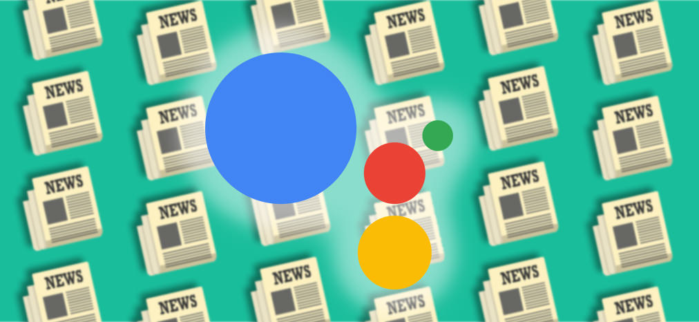 asistente google leer noticias alto speakable