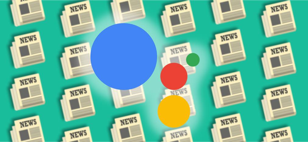asistente google leer noticias alto speakable
