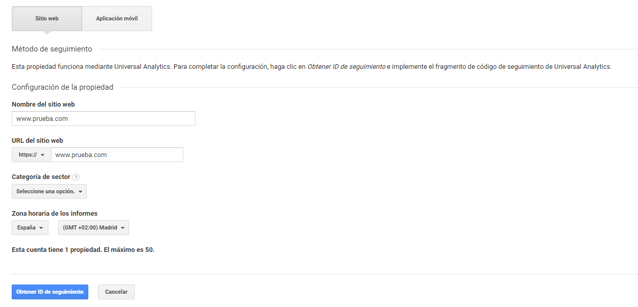 Instalar e implementar Google Analytics en Tag Manager