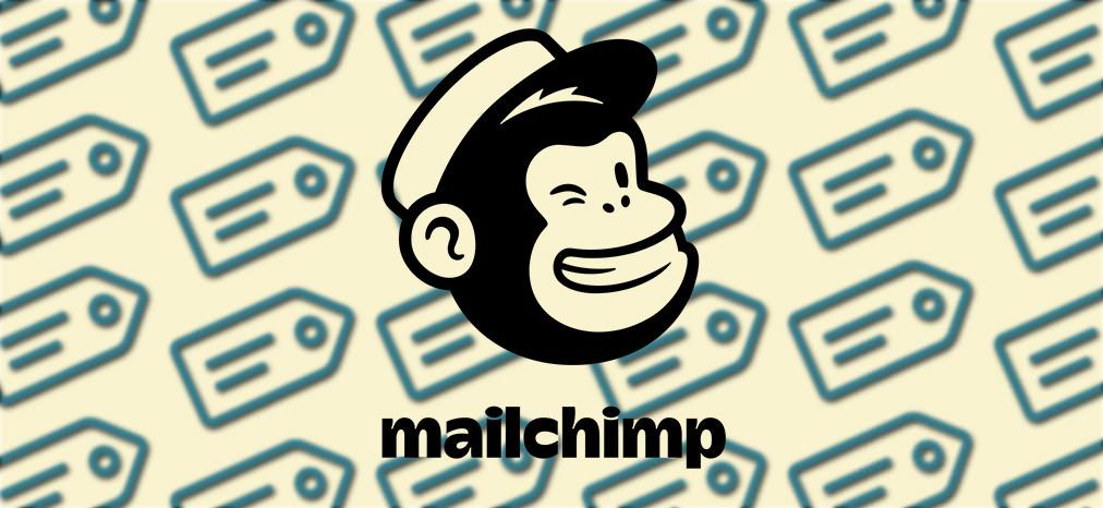 mailchimp etiquetas tags