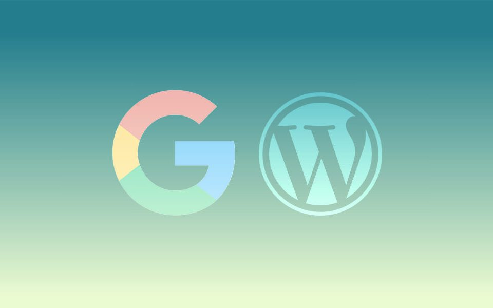 wordpress google optimizar