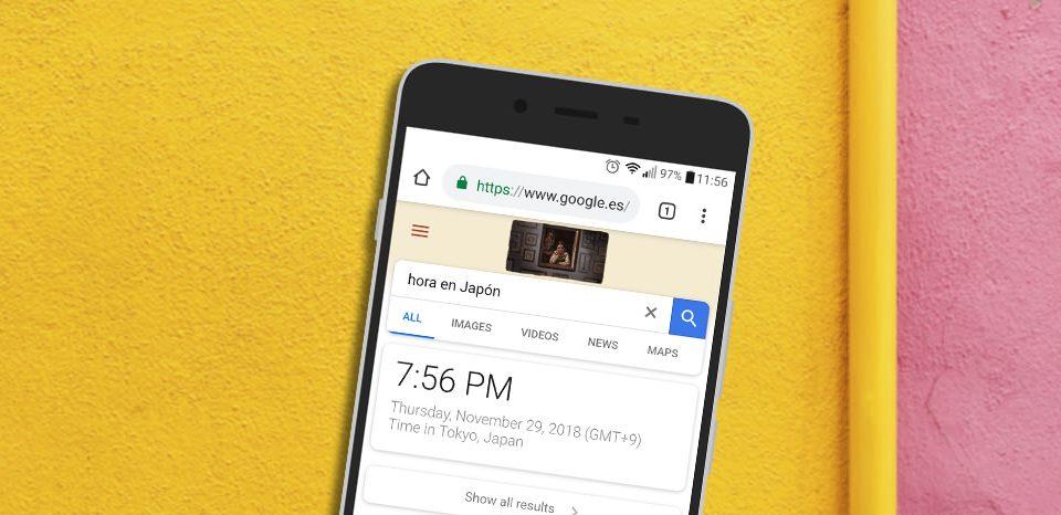 busquedas sin resultados google