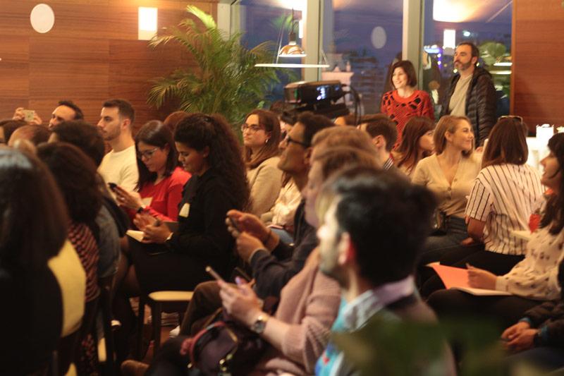 Segundo Mailchimp MeetUp en Málaga