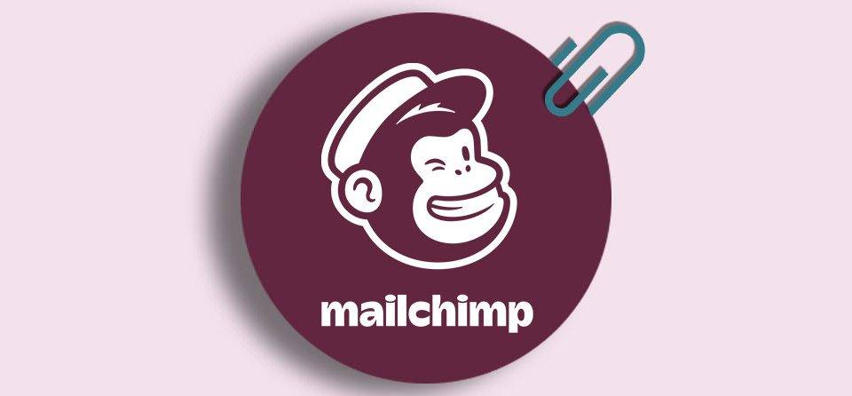 archivo adjunto Mailchimp