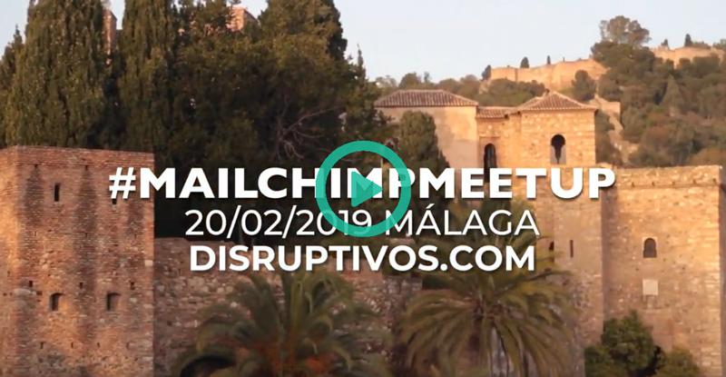Celebramos el segundo MeetUp de Mailchimp