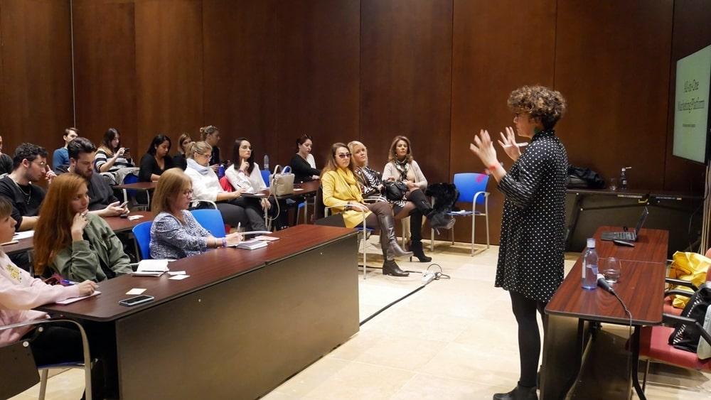 Meetup Mailchimp en Málaga con Disruptivos