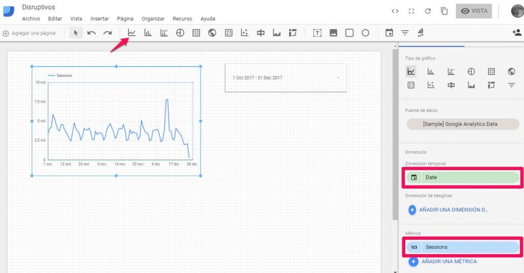 trafico-organico-data-studio-metrica
